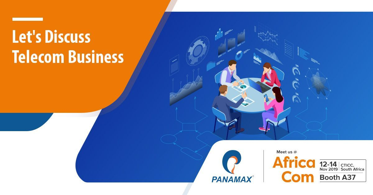 Attending Africacom Next Week Write To Us At Events Panamaxil Com And Schedule A Meeting With Our Experts At Booth A37 Get A Free Event Development Leader
