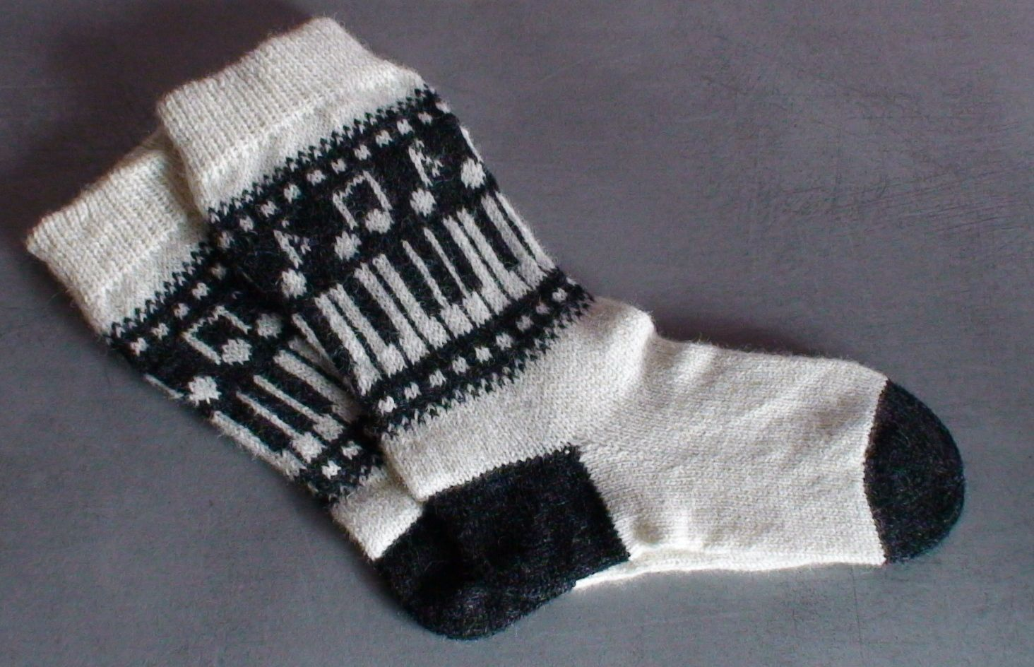 Knitted socks f84f86b286