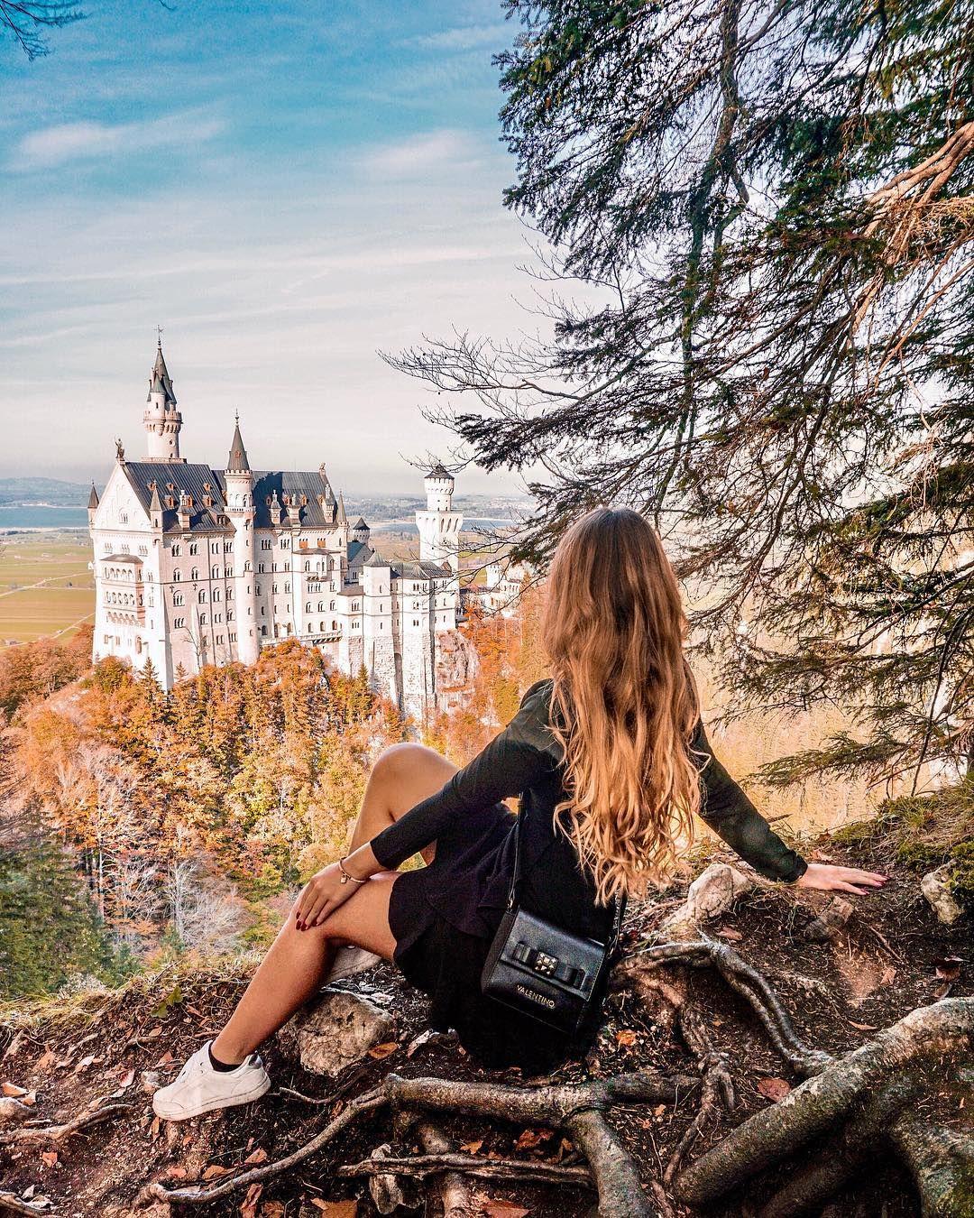 Lisa On Instagram Autumn Mood Schlossneuschwanstein Bavaria Neuschwanstein I 2020
