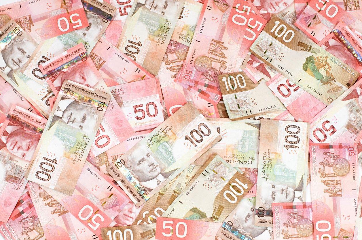Antimoney laundering canadian dollar money laundering