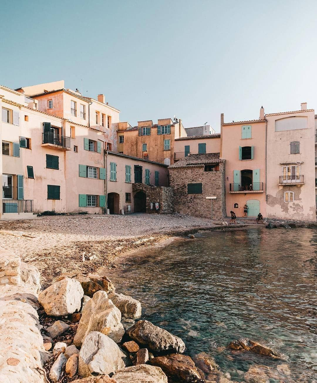 There S Something Magical About The South Of France So Magical That It Inspired Us To Create Marine Vine Tak St Tropez France Saint Tropez South Of France