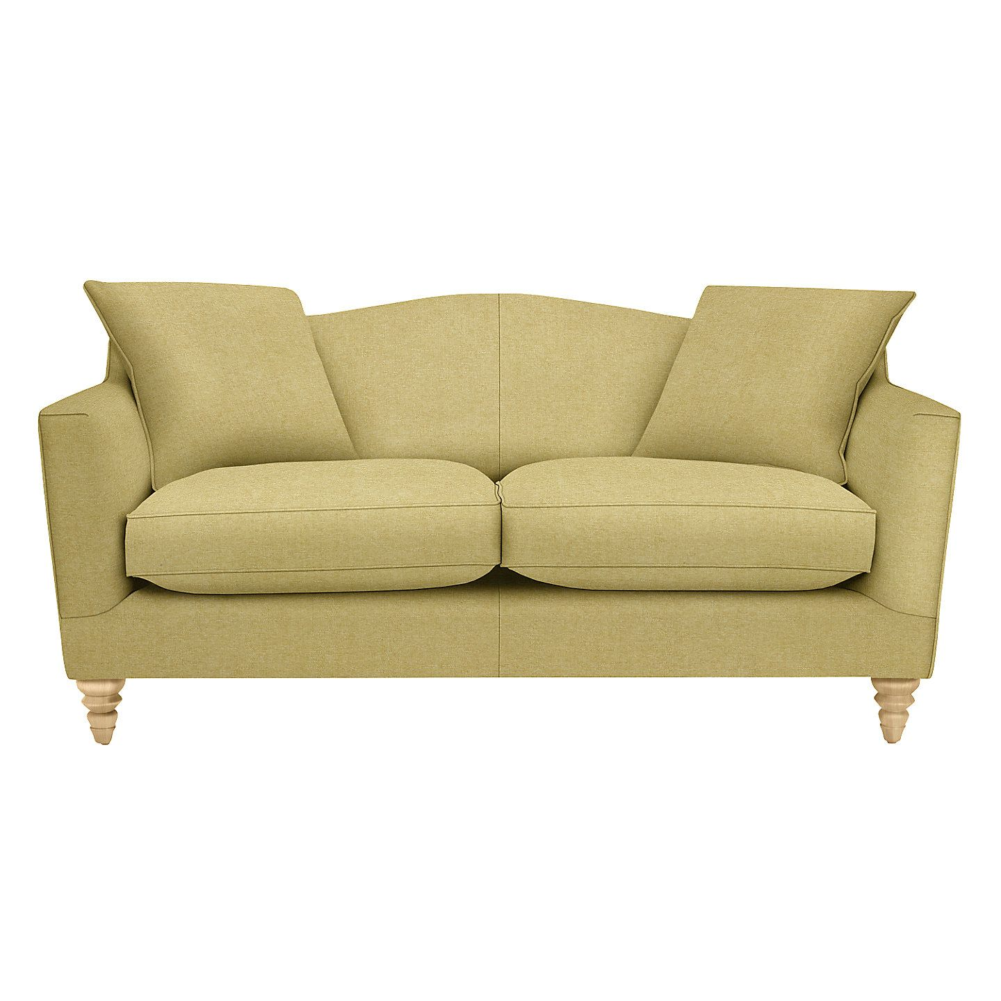 John Lewis Croft Collection Melrose Fixed Cover Medium 2 Seater