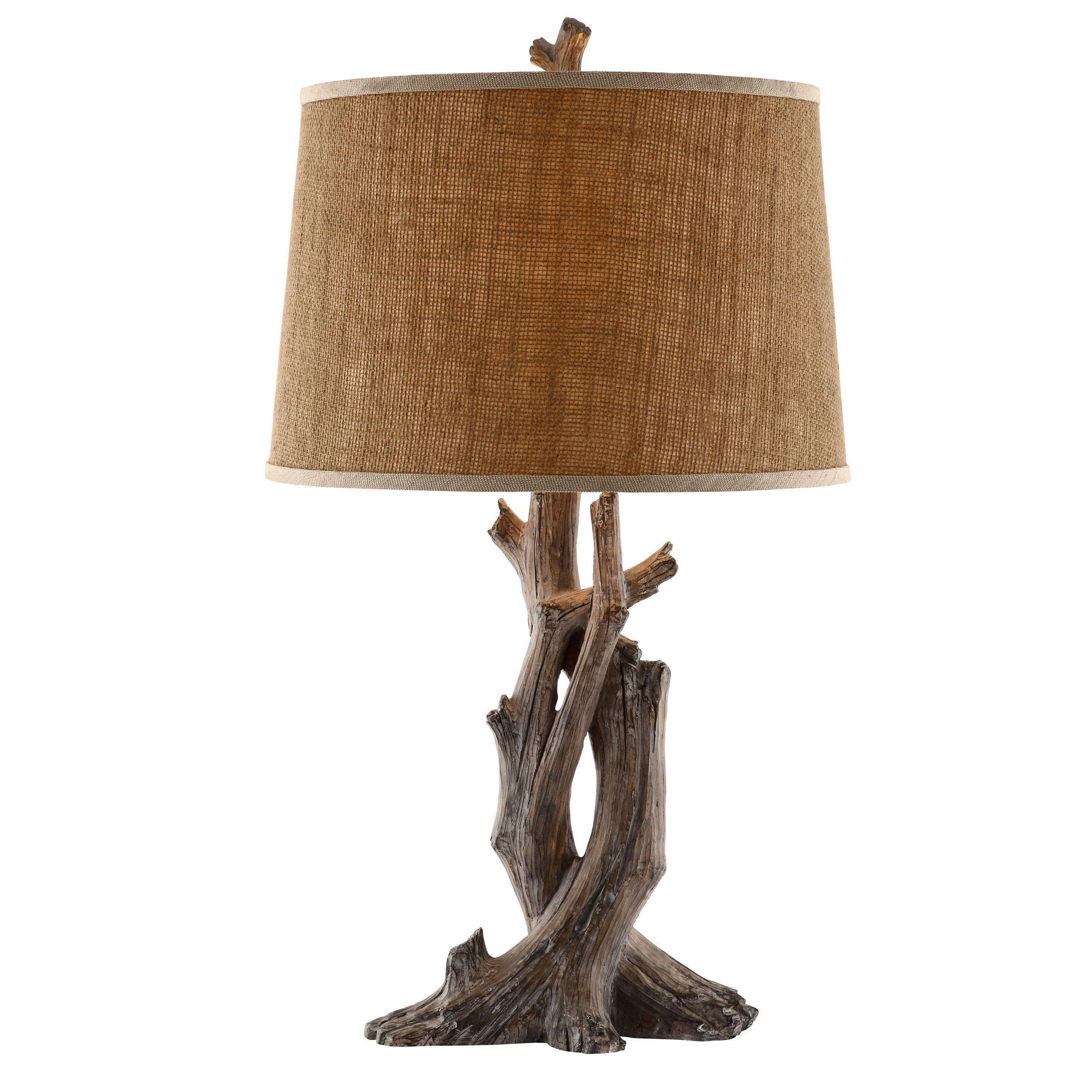 Yellow papillion lamp base by bungalow 5 rosenberryrooms com - Cusworth Resin Natural Wood Table Lamp By Elk Lighting