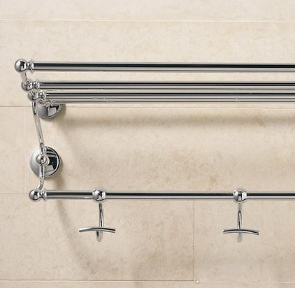Traditional Towel Bars And Hooks By Restoration Hardware