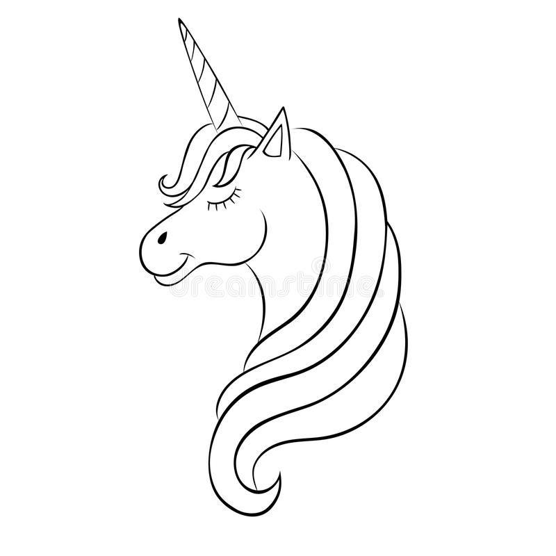 Risultati Immagini Per Unicorni Da Colorare Disegno Unicorno