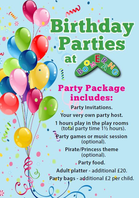 Party Planningf Flyer For Kids Party Flyer Party Flyer Event