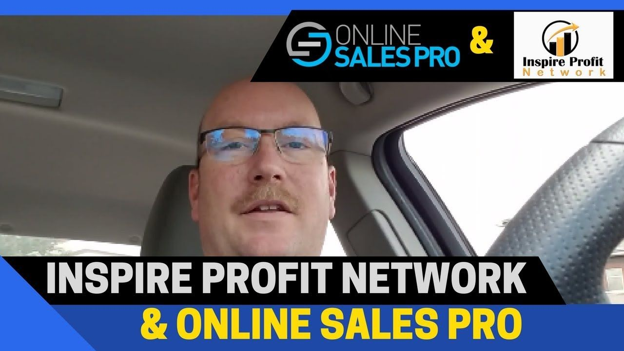 Why I chose Online Sales Pro as my Marketing System for Inspire Profit N...