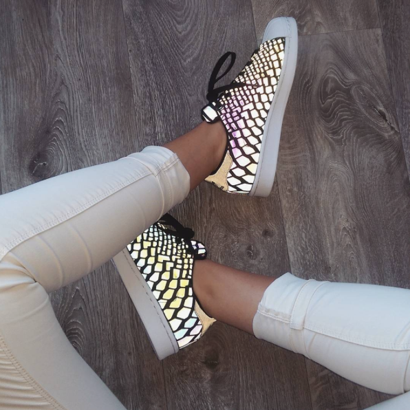 Superstar Adidas Neon