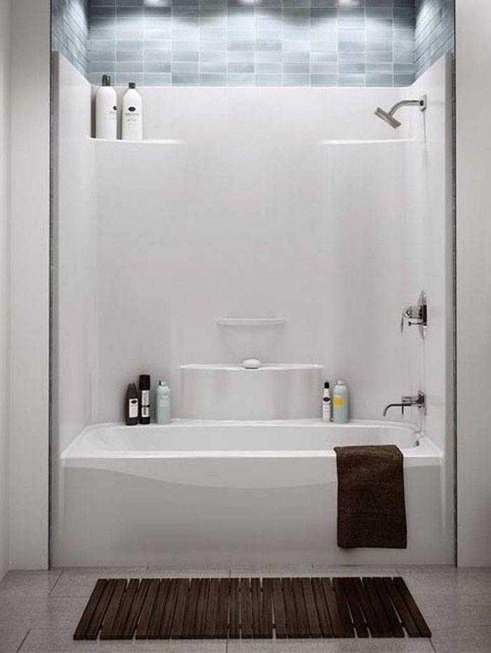 Image result for acrylic shower orange taps | Bathroom | Pinterest ...