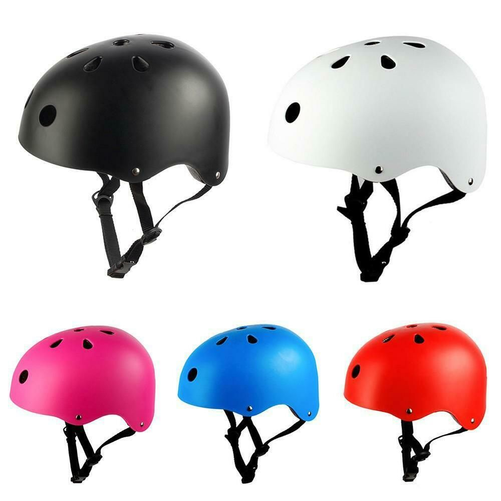 Children Adults Bicycle Helmet Cycling Roller Skateboard Safety