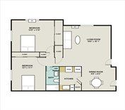Waterford Village Apartments, Bridgewater, MA | Floor Plans Where ...