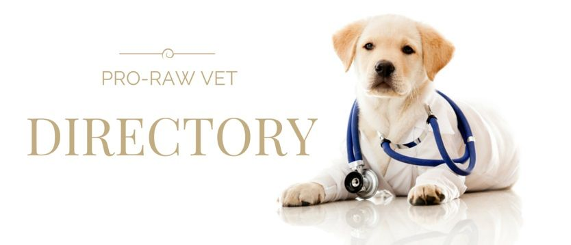 Pro Raw Vet Directory All Things Canine Raw Feeding For Dogs