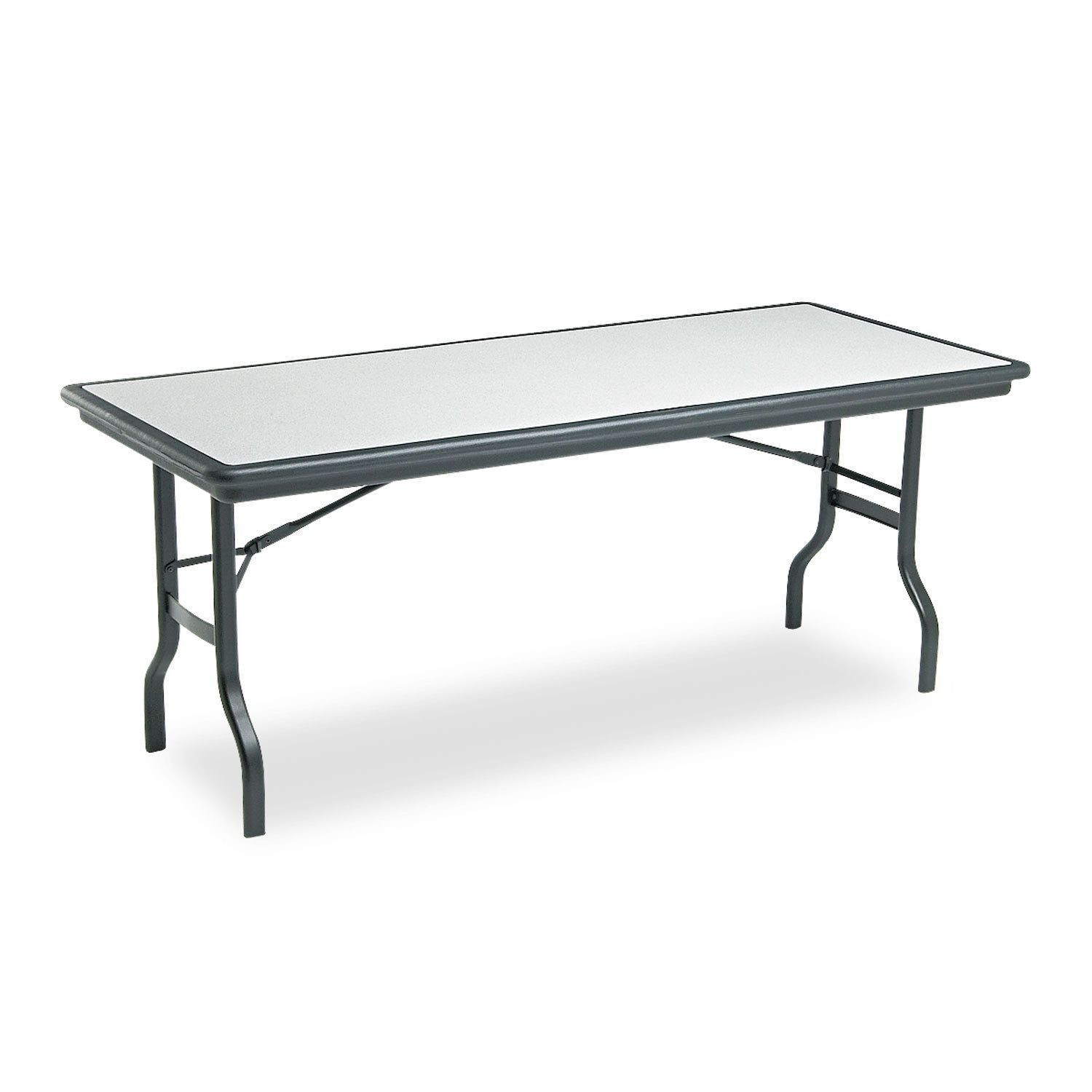 30 inch wide dining table. Iceberg (White) IndestrucTables Resin Rectangular Folding Table 72-inch Wide X 30-inch Deep 29-inch High Granite/Black (Essendant) 30 Inch Dining