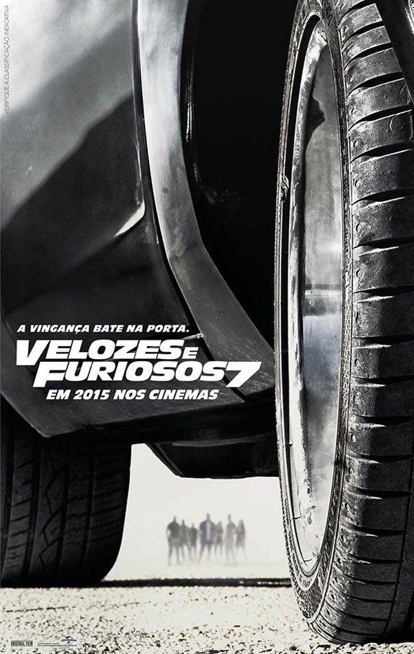Velozes E Furiosos 7 Teve Divulgado Banner E Novo Poster Com