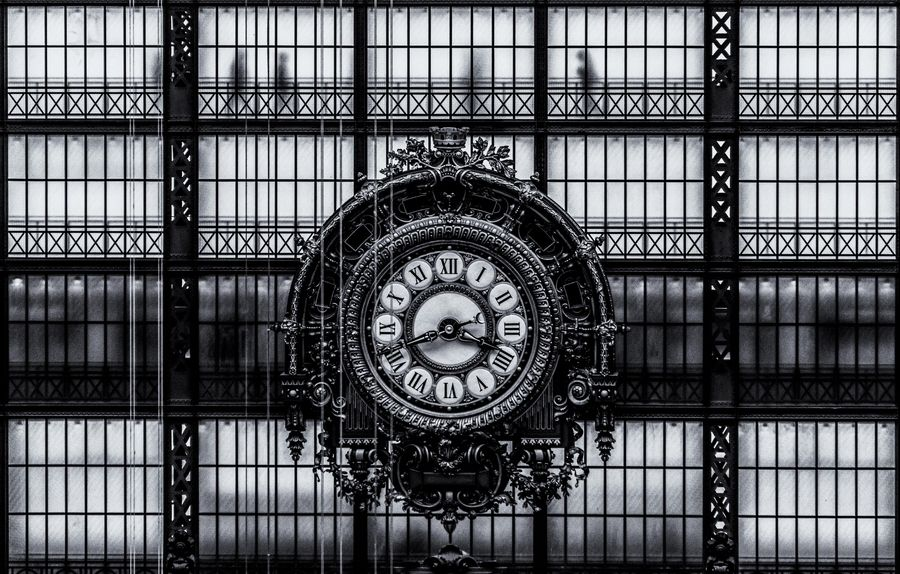 Musée d'Orsay, Paris by Keith McInnes, via 500px