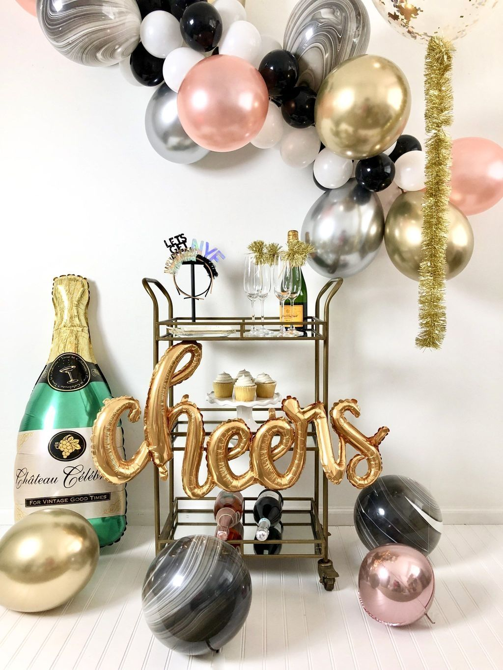 51 Magnificent DIY New Year's Eve Party Decor Ideas On A ...