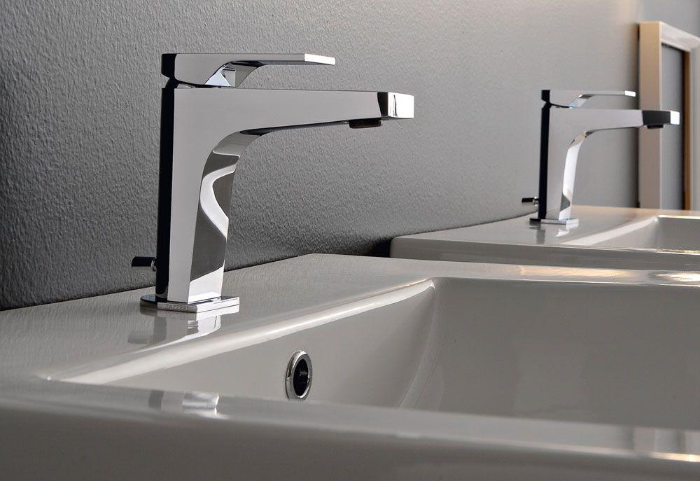 Zazzeri è una collezione di miscelatori e rubinetti previsti