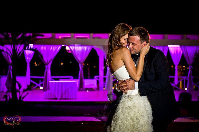 Wedding in Italy / A hug