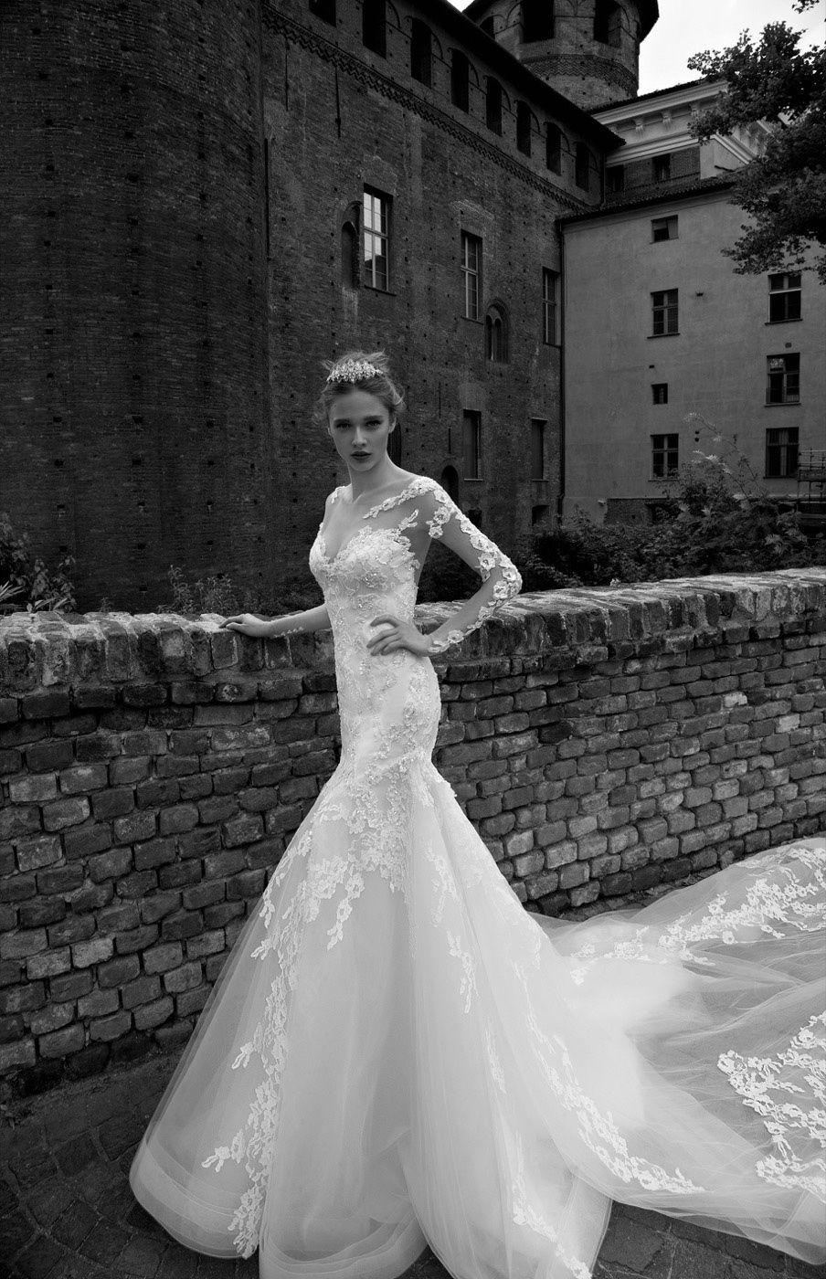 Moda sposa 2016 - Collezione ALESSANDRARINAUDO. TESSY ARAB16613. Abito da sposa Nicole.