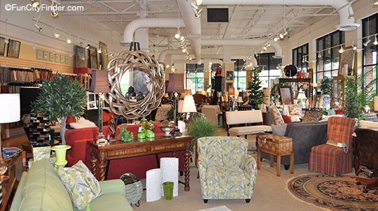 Interior Of Luxe Home Interiors Store In The Clay Terrace Mall Gorgeous Luxe Home Interiors