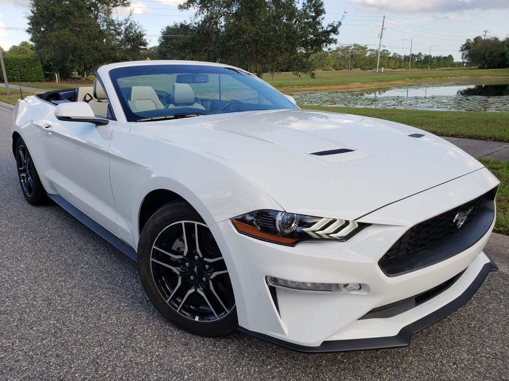 eBay: 2018 Ford Mustang EcoBoost Premium 2dr Convertible 2018 Ford Mustang EcoBo…