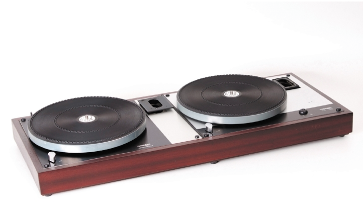 Thorens Double Decker Record Players Hifi Vinyl Records