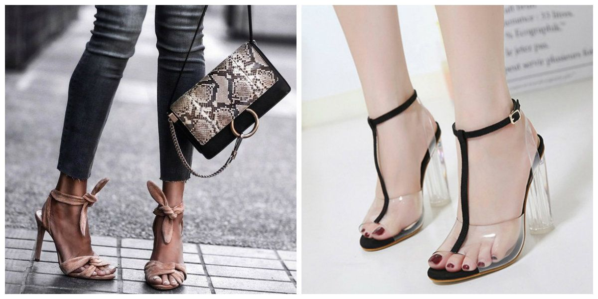 b2e2cdbafe7279 Womens summer shoes 2019  best ultimate summer shoe trends guide - Fashion  trends are very changeable