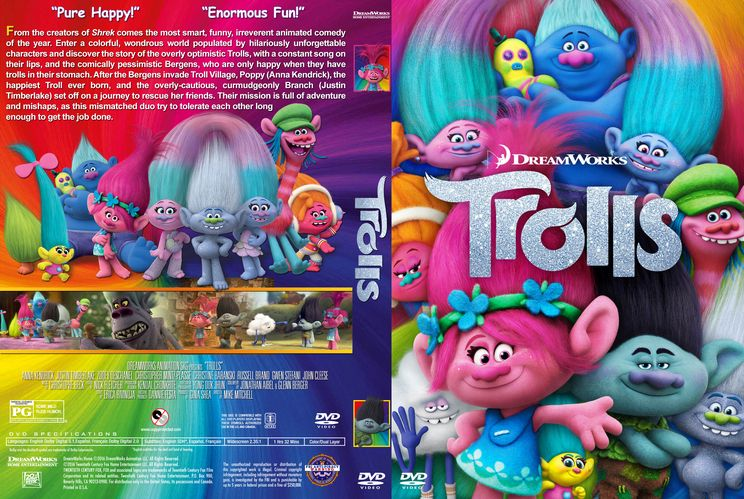 Trolls Custom Dvd Cover Custom Dvd Printable Dvd Covers Dvd Covers Get the best deal for comedy trolls dvd movies from the largest online selection at ebay.com. trolls custom dvd cover custom dvd