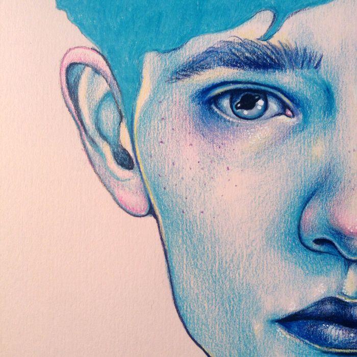 Natalie Foss - Colorful Illustration