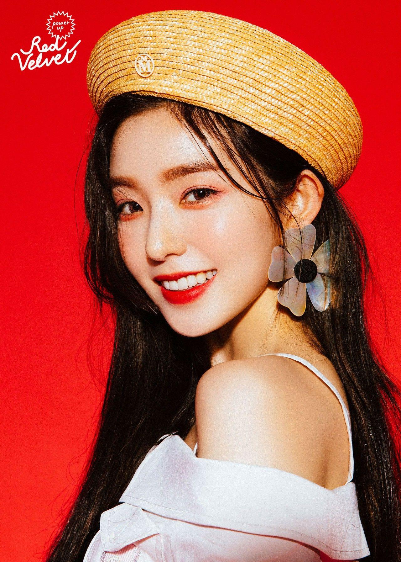 Irene red velvet summer magic power up teaser Atrizes
