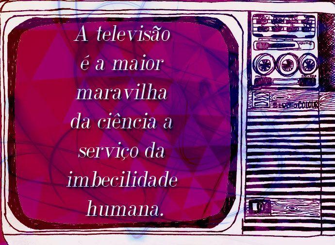 Televisao -  Barão de Itararé
