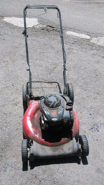 Yard Machine Parts >> Yard Machines Lawn Mower Model 11a B13l029 Carburetor Mower Parts