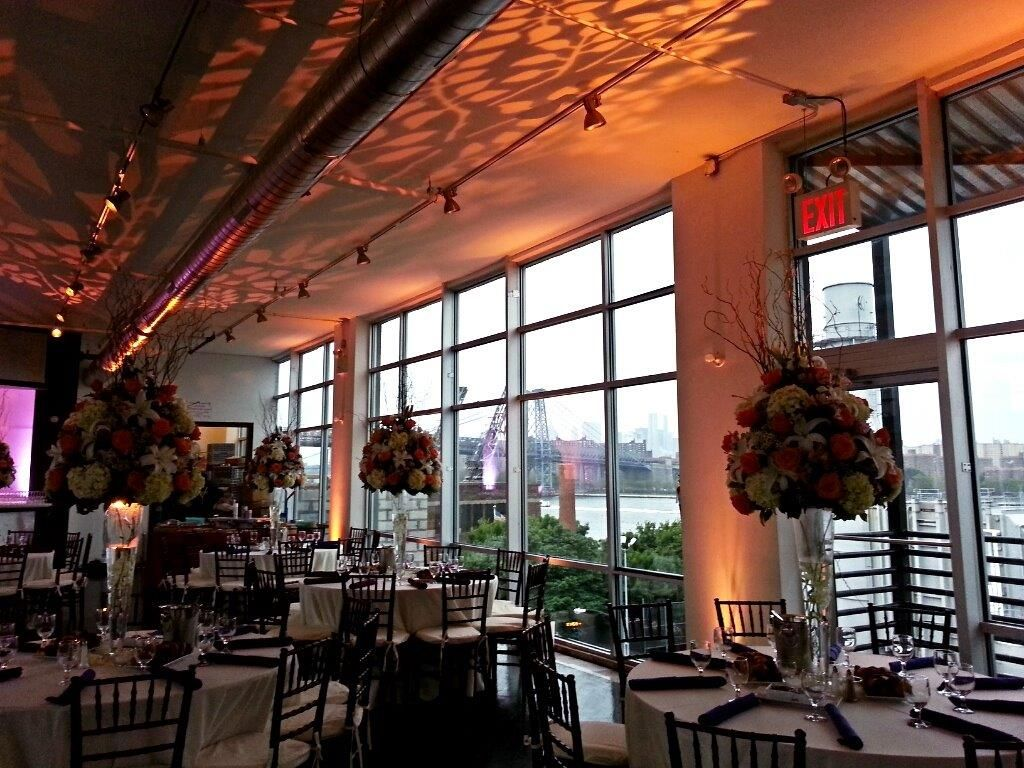 The DUMBO LOFT. event space. venue for wedding, event
