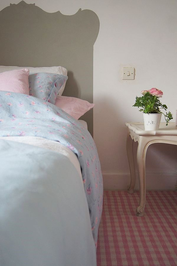 Nido de Cigüeña como el hogar de:. Las sábanas de lino.