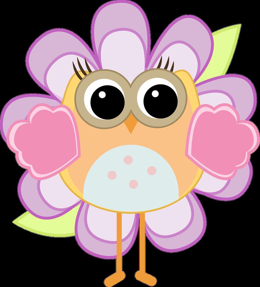 Corujas 2 - Felt- Holidays Easter Halloween Valentines. Owl Wallpaper