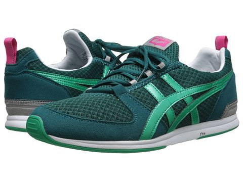 Onitsuka Tiger by Asics Ult-Racer™ Shaded Spruce/Emerald