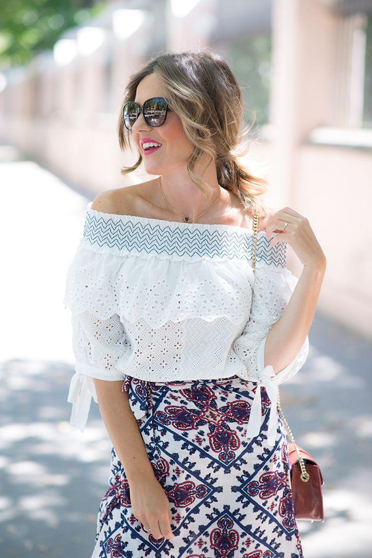 WRAP SKIRT Mi Aventura Con La Moda waysify