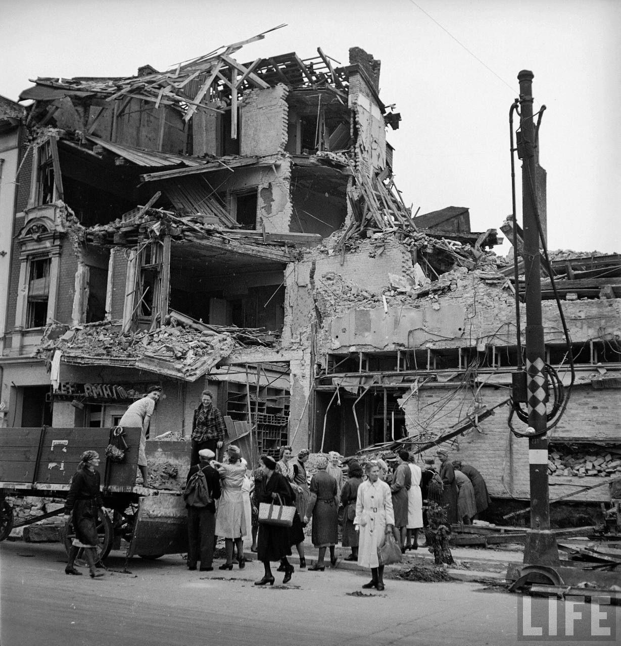 Nachkriegszeit Deutschland