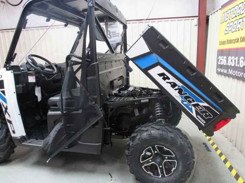 New  Polaris Ranger Xp  Full  Size  Passen Atvs For Sale