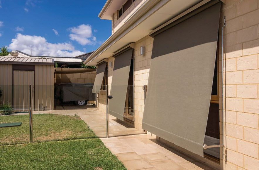 Find best solution to choose your best blinds outdoor