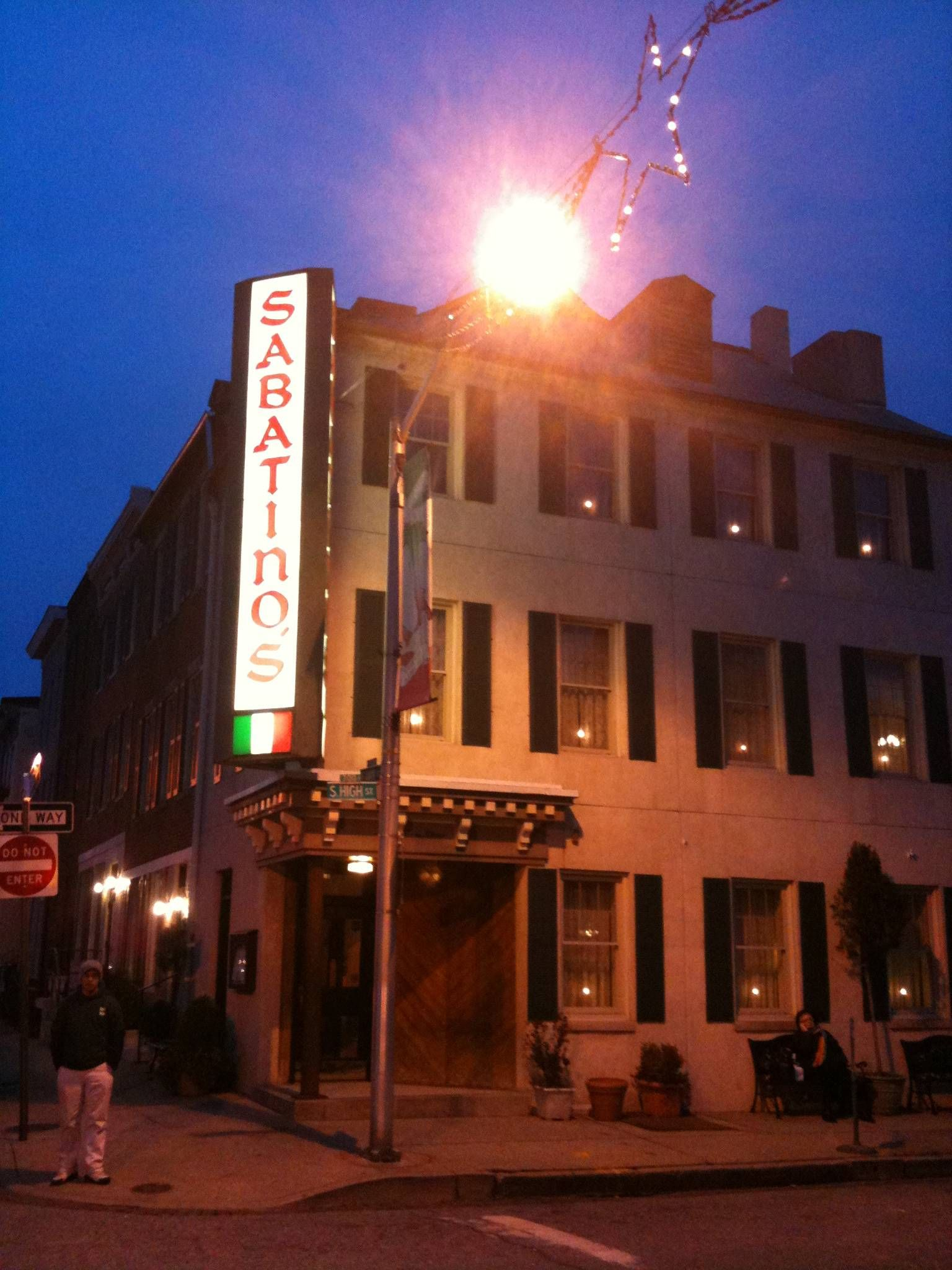 Sabatino S In Little Italy My Favorite Place I Ve Worked Best Italian Food