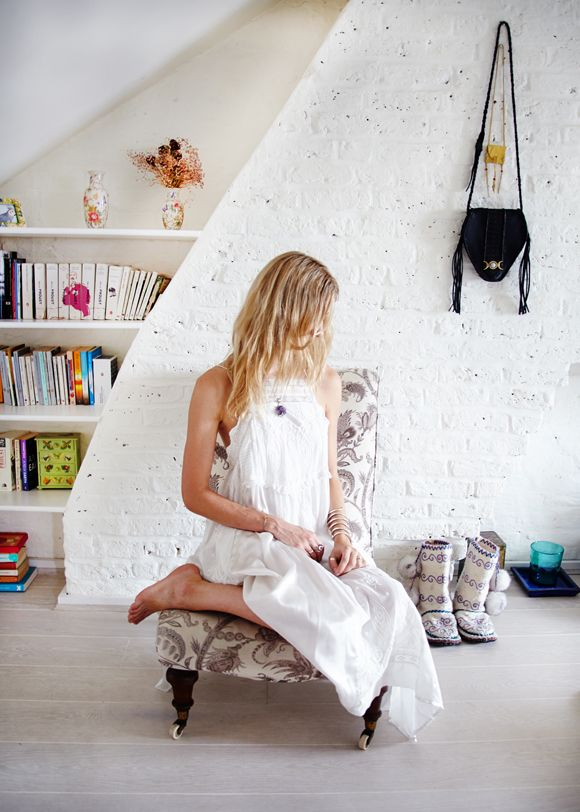 At Home With Xochi Balfour | Free People Blog #freepeople