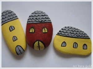 Painting Pebbles , Pattern Idea for Painting on Stones and Rocks, Animal Stones, Animal Shapes , animals, rocks, stones, realistic , Stein Bemalen, Stone Crafts, rock crafts, DIY, kawaii, cute