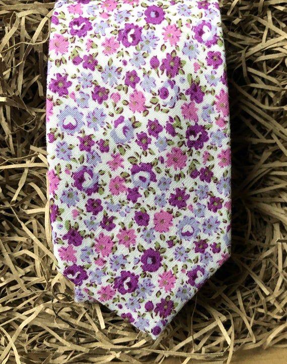 The White Lavender 6cm Wide Tie Lavender Floral Necktie Ties Etsy In 2020 Ties Mens Lavender Tie Tie And Pocket Square