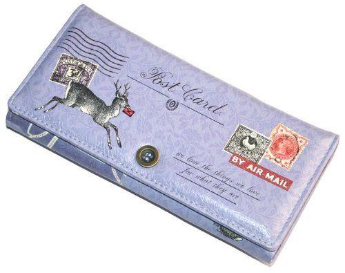 Wild & Wolf Keepsake Purple Airmail Postcard Purse / Wallet Wild & Wolf, http://www.amazon.co.uk/dp/B005GCUE3U/ref=cm_sw_r_pi_dp_pTImrb1T6WVVY
