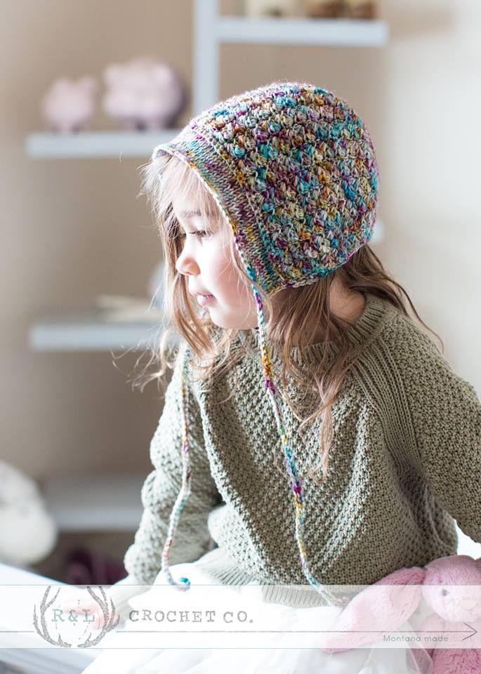 Isabella Bonnet pattern by La tienda de Paloma | Pinterest | Tiendas