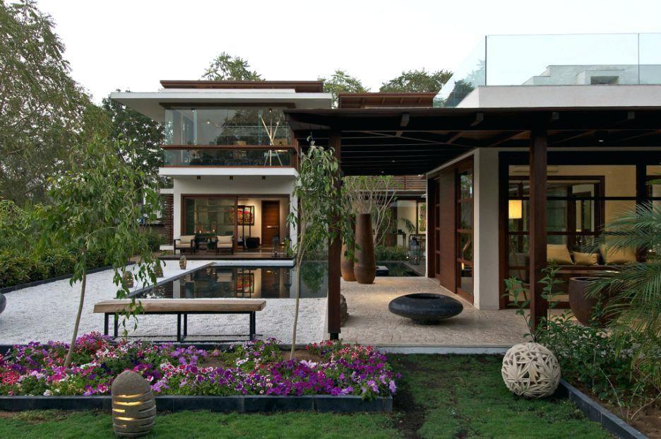 Modern Balinese Design Homes Interior Design Architecture Modern