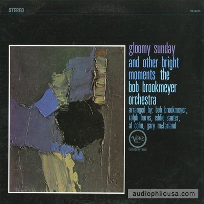 Brookemeyer, Bob - Gloomy Sunday And Other Bright Moments - Vinyl Record LP