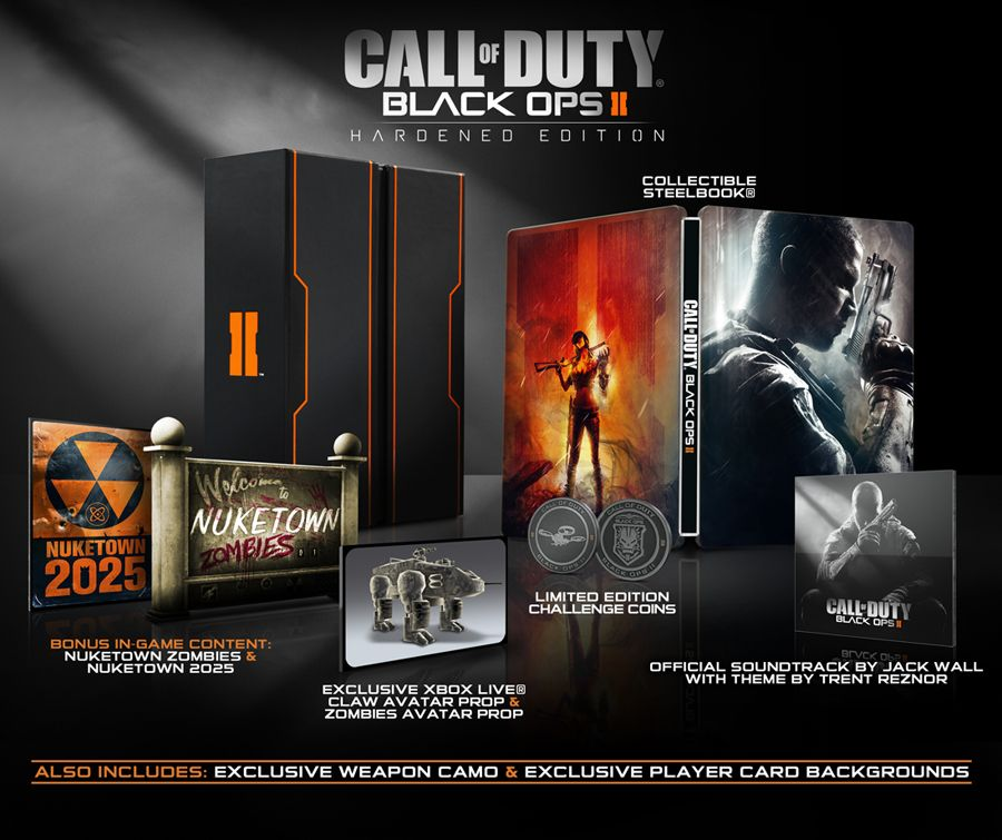 Treyarch Teases Call Of Duty Black Ops 2 Collector S Editions
