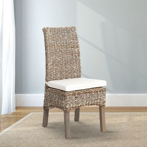 Banana Leaf Dining Room Chairs White Wicker Chair Sun Bleached Finish Leaves And Learn More About The By James